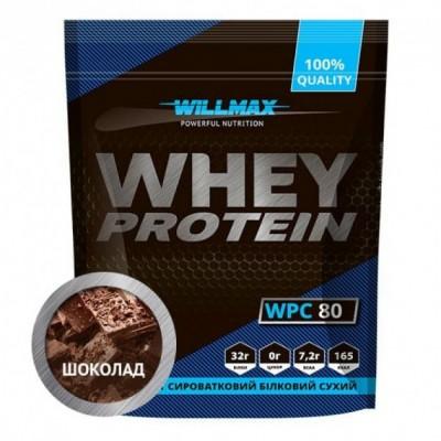 WillMax Whey Protein 80 1 kg