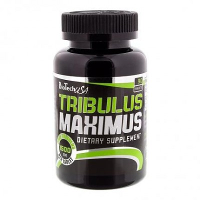 BioTech Tribulus Maximus 1500 mg  90 tab