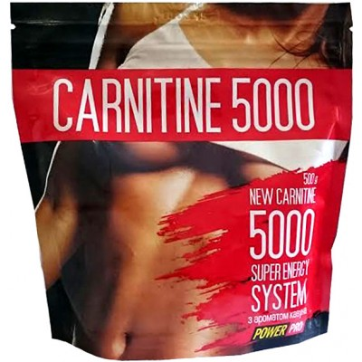 Power Pro CARNITINE 5000 500 g