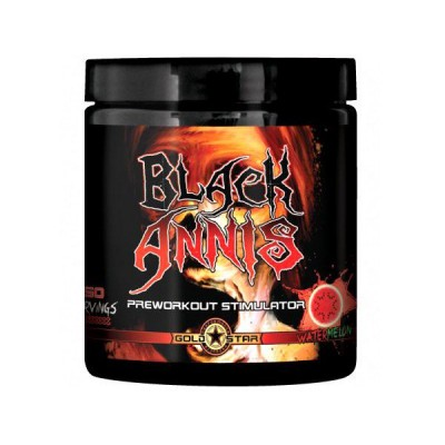 Gold Star Black Annis 25 serv