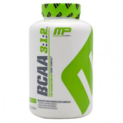 Muscle Pharm bcaa 312 240 tabs