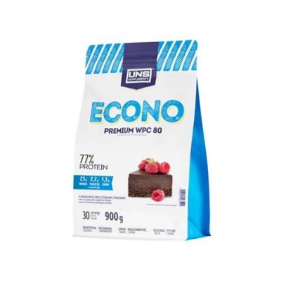 UNS Econo Premium WPC 80 900 g