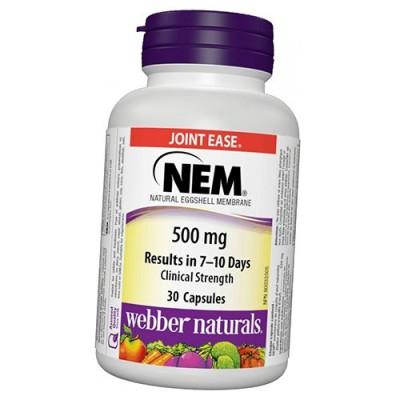 Webber Naturals NEM 500 mg 30 caps