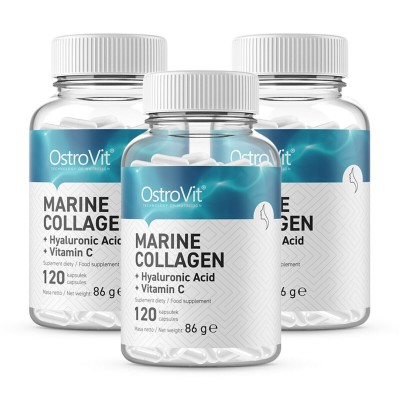 Ostrovit Marine Collagen 120 caps