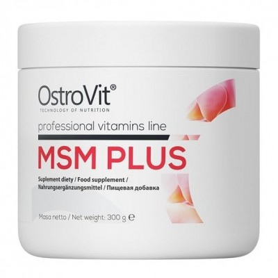 Ostrovit MSM Plus 300 g