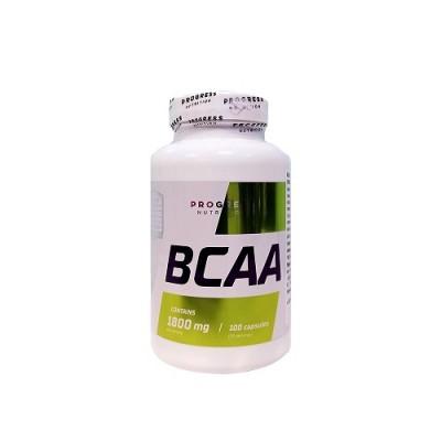 Progress Nutrition BCAA 1800 mg 100 caps