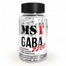 MST GABA 2200 100 caps