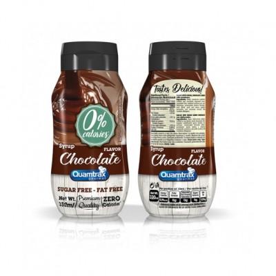 Quamtrax Syrup Zero 330 ml