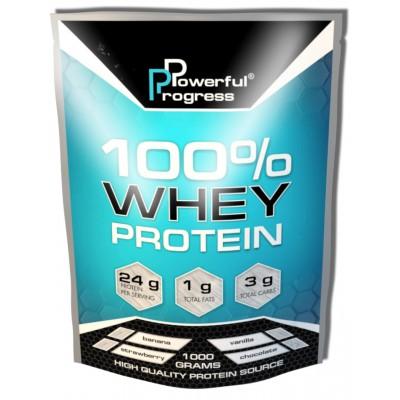 Powerful Progress 100% Whey Protein Instant 1000 g