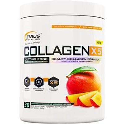 Genius Nutrition Collagen X5 360 g