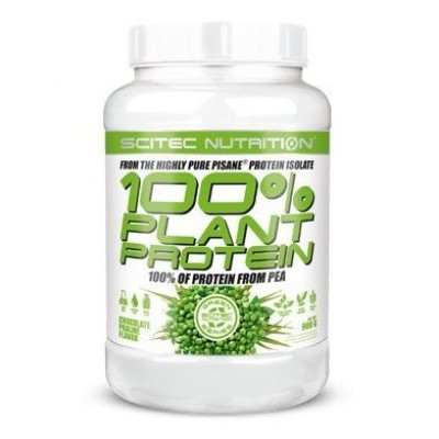 Scitec Nutrition Plant Protein 900 g