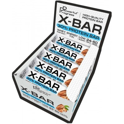 Powerful Progress X-bar 50 g