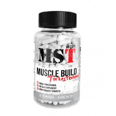 MST Muscle Build Turkesterone 90 caps