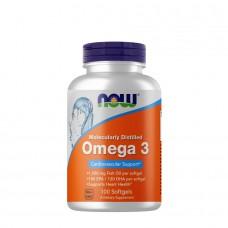 NOW Omega-3 100 soft
