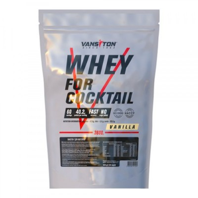 Vansiton Whey for Cocktail 3600 g