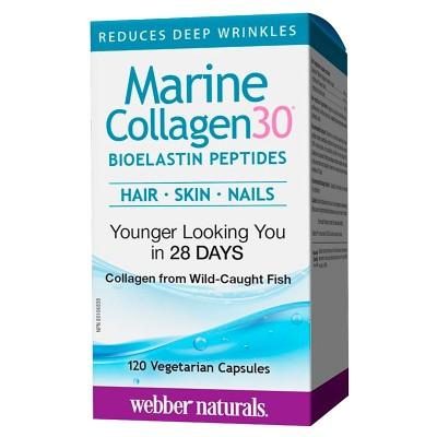 Webber Naturals Collagen30 Marine 120 caps