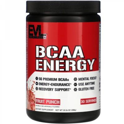 EVL Nutrition BCAA Energy 30 serv