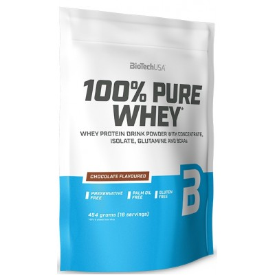 Biotech 100% Pure Whey 454 g