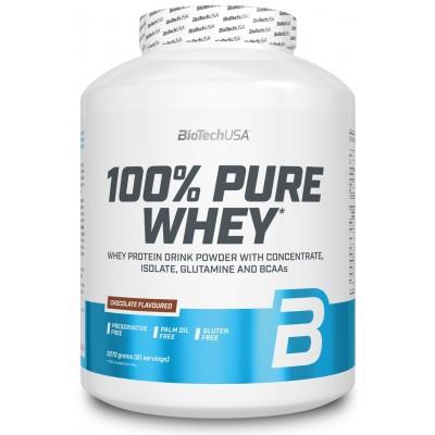 BioTech 100% Pure Whey 2,27 kg