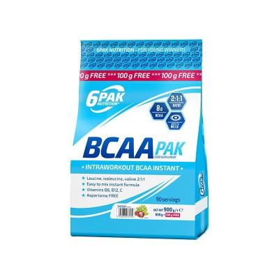 6Pak BCAA Pak 900 g