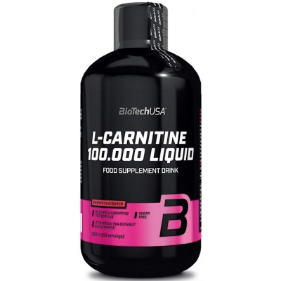 BioTech L-Carnitine 100.000 mg 500 ml