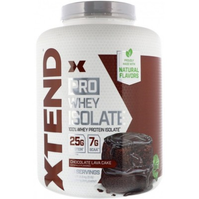 Scivation Xtend Whey Isolate	2,3 kg