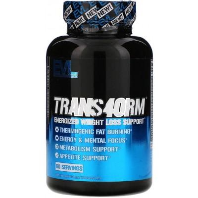 EVL Nutrition Trans4orm 60 caps