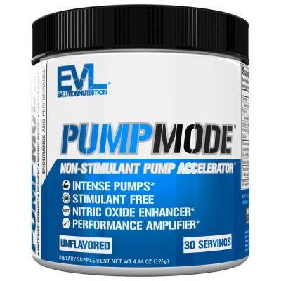 EVL Nutrition Pump Mode 30 serv
