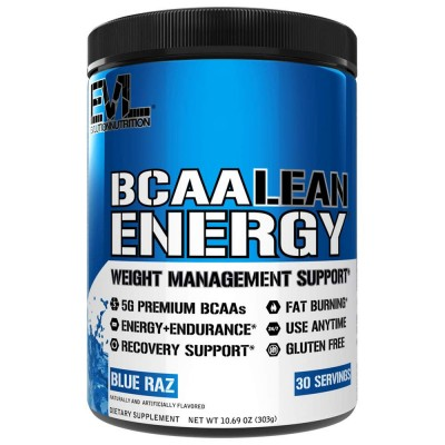 EVL Nutrition BCAA Lean Energy 30 serv
