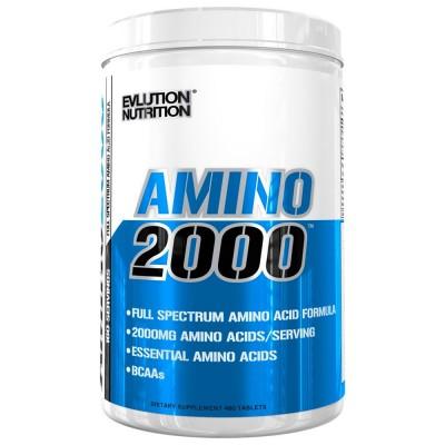 EVL Nutrition Amino 2000 480 tabs