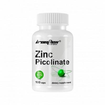 IronFlex Zinc Picolinate 25 mg 100 tabs