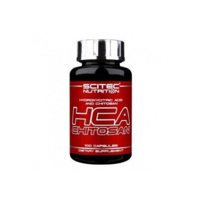 Scitec Nutrition HCA Chitosan 100 caps