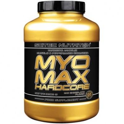 Scitec Nutrition MyoMax HardCore 3080 g