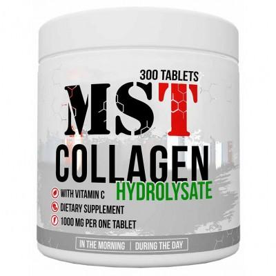MST Collagen Hydrolysate 300 tabs