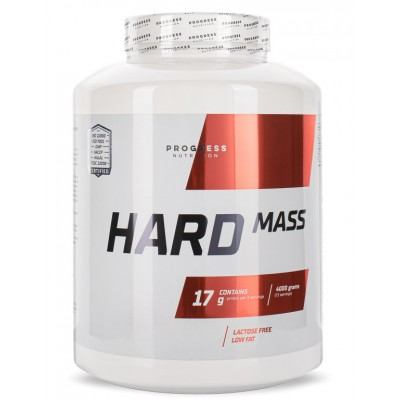 Progress Nutrition Hard Mass 4000 g