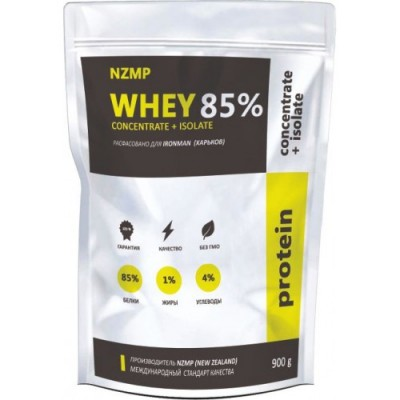 NZMP Whey Concentrate + Isolate 85 2000 g