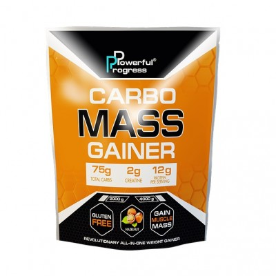 Powerful Progress Carbo Mass Gainer 4000 g