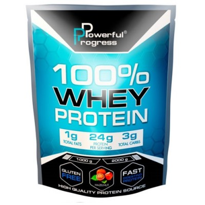 Powerful Progress 100% Whey Protein Instant 2000 g