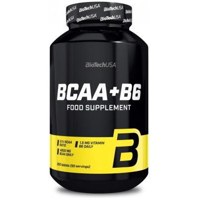 Biotech BCAA + B6 200 tabs