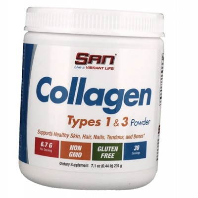 SAN Collagen types 1 and 3 200 g