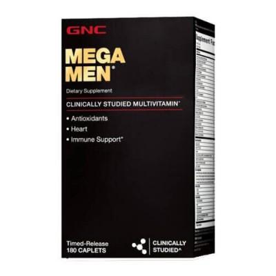 GNC Mega Men 180 caps