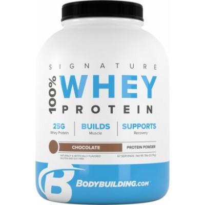 Bodybuilding Signature Whey protein 2.27 kg