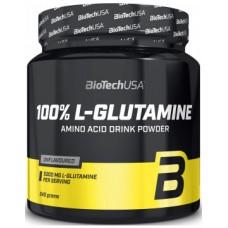 Biotech 100% L-Glutamine 240 g