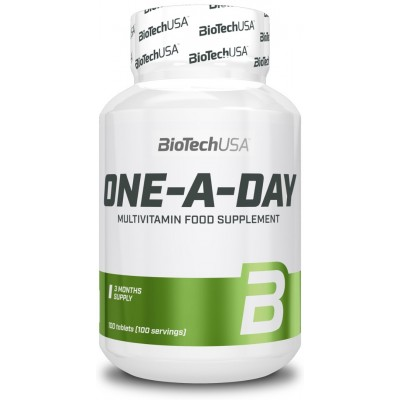 BioTech One-A-Day 100 tab