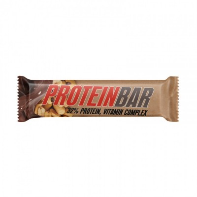 Power Pro 32% protein bar 60 g карамель и смажений горix