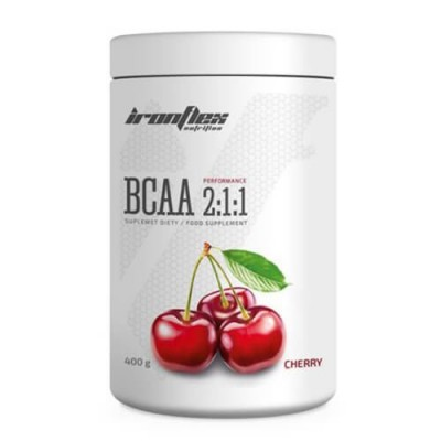 IronFlex BCAA 2:1:1 400 g