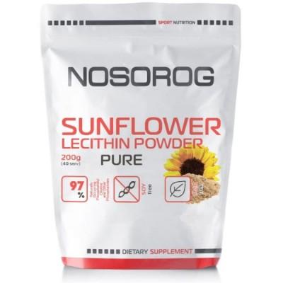 NOSOROG Sunflower Lecithin Powder200 g