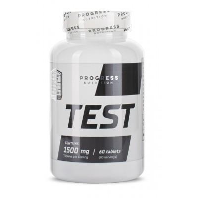 Progress Nutrition TEST 1500 mg 60 tabs