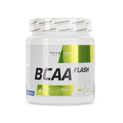 Progress Nutrition BCAA Flash 300 g