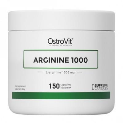 Ostrovit Supreme Pure Arginine 1000 150 caps